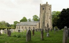 Chagford Parish Church St Micheal the Archangel Church - Click for all activities